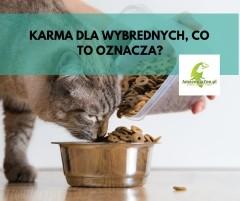 Karma dla kotów wybrednych