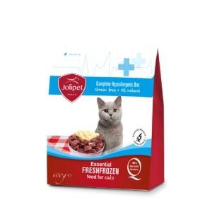 Jolipet karma hypoalergiczna z koniny dla kotów