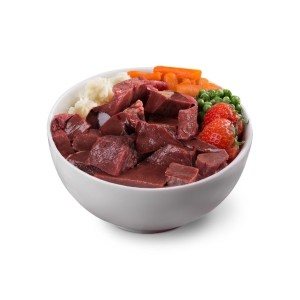 Jolipet surowa dieta dla kociąt z wołowiną
