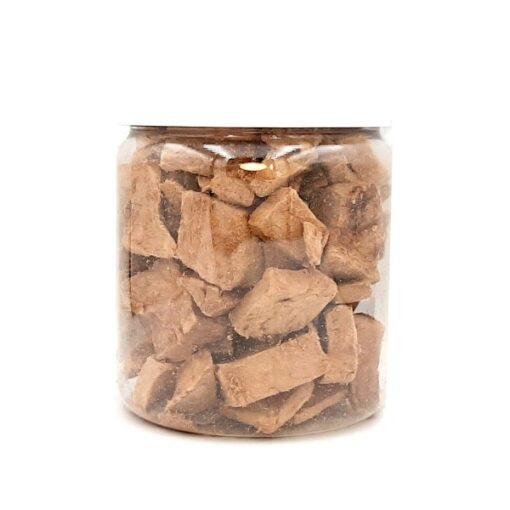 Zdrowy Przysmak serca wołowe 70g liofilizowane mięso