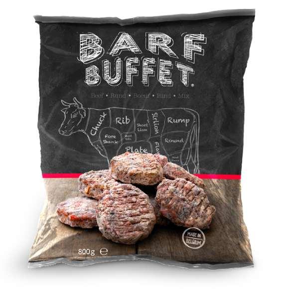 BARF BUFFET® mrożona karma dla psa