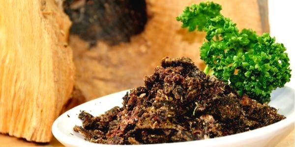 BALF wołowina na z warzywami i ziołami