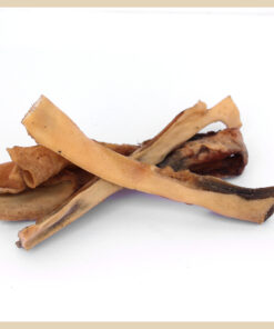 Leiky Suszona skóra końska 100g Naturalny gryzak | dla psa