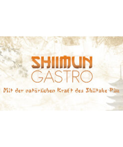 Shiimun Gastro z grzybkami Shiitake 50g