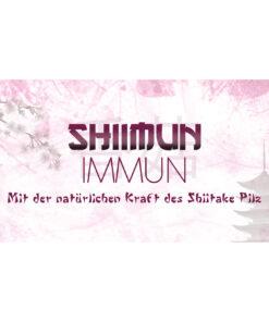 Shiimun Immun z grzybkami Shiitake 50g