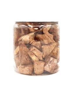 Zdrowy Przysmak - płuca jagnięce 50g. Liofilizowana przekąska dla psa i kota.